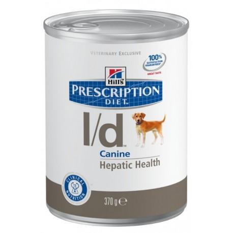 Hills PD Canine L/D - Хиллс LD Лечебные консервы для собак
