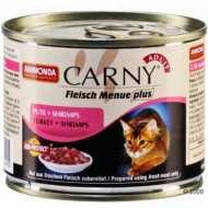 Animonda Carny Adult Анимонда для кошек Индейка и Креветки