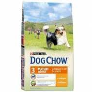 Dog Chow Adult Mature сухой корм для пожилых собак старше 5 лет Курица