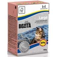 Bozita Tetra Pak Funktion Large Бозита кусочки в желе для кошек крупных пород