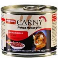 Animonda Carny Adult Анимонда для кошек Отборная говядина