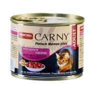 Animonda Carny Adult Анимонда консервы для кошек Коктейль из разных сортов мяса