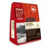 Acana Sport & Agility - Акана спорт и аджилити корм для взрослых активных собак