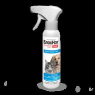 БлохНэт max спрей для собак и кошек против клещей и блох