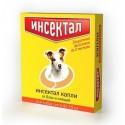 Инсектал капли от клещей и блох для собак от 4 до 10 кг