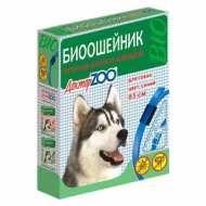 Доктор Zoo БИО ошейник от блох и клещей для собак 65 см ЗЕЛЕНЫЙ