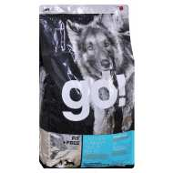 GO Fit + Free Grain Беззерновой для собак всех возрастов 4 вида мяса: индейка, курица, лосось, утка