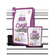 Brit Care CRAZY I'M KITTEN - Брит корм для котят гипоаллергенный