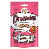 Dreamies лакомые подушечки для кошек с Говядиной