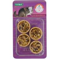 TitBit - Титбит Тарталетки с манго и семечками (шиншилл)