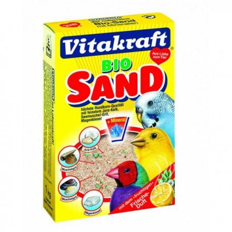 Vitakraft - Витакрафт песок для птиц BIO Sand 2кг