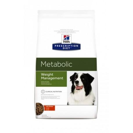 Hills Prescription Diet Metabolic Хиллс Диета для собак сухой корм для коррекции веса