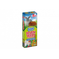 Seven Seeds Корм 7 семян для хомяков с орехами, 500 г