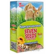 Seven Seeds Корм 7 семян для кроликов полнорационный, 500 г