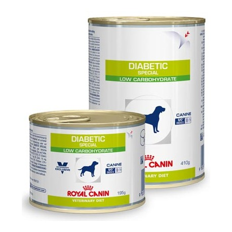 Royal Canin Diabetic Special Low Carbohydrate Роял Канин диета для собак при сахарном диабете
