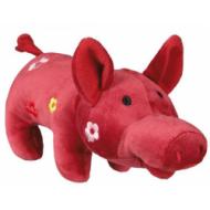 ТРИКСИ Игрушка для собак Свинка 21 см плюш