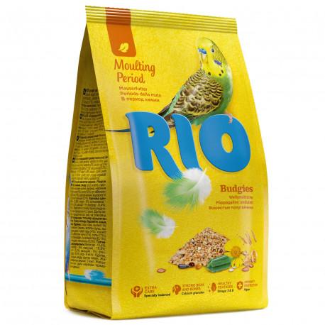 Rio - Рио Корм для волнистых попугаев в период линьки