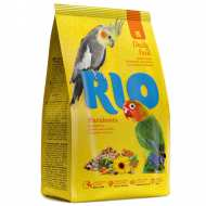 Rio Корм для средних попугаев, основной рацион
