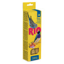 Rio Рио Палочки для волнистых попугайчиков и экзотических птиц с медом