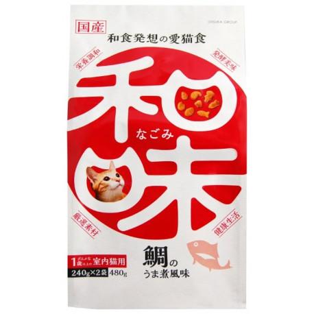 NAGOMI со вкусом тихоокеанского окуня (ЯПОНИЯ)