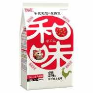 Сухой корм NAGOMI со вкусом курицы терияки (ЯПОНИЯ)