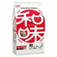 Сухой корм NAGOMI со вкусом тунца и мисо супа (ЯПОНИЯ)