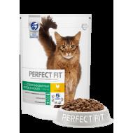 Perfect Fit Sterile сухой корм для кастрированных котов и стерилизованных кошек