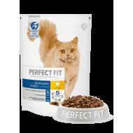 Perfect Fit In Home Сухой корм для домашних кошек Курица