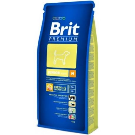 Brit Premium Junior M для молодых собак средних пород