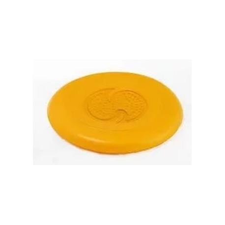 Доглайк Летающая тарелка большое для собак всех пород (оранжевая)