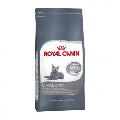 Royal Canin Oral Care - Роял Канин корм для кошек уход за полостью рта