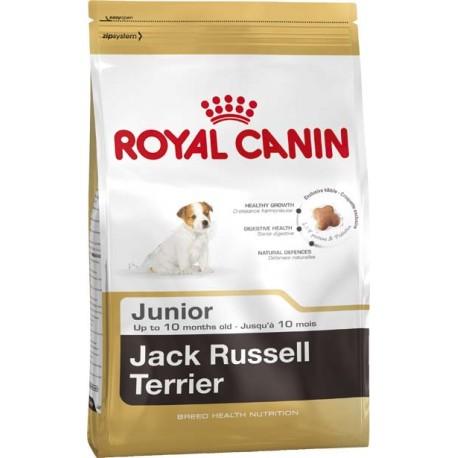 Royal Canin Jack Russell Junior  Корм для щенков породы джек-рассел-терьер в возрасте до 10 месяцев
